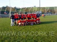 Beal Atha n Ghaorthaidh U15 C Champions