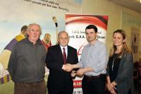 Cork GAA Clubs' Draw Winners!