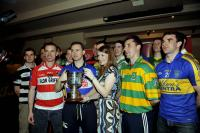 Clubs at the Launch of the Red FM SHL