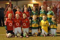 Cork v Kerry Girls