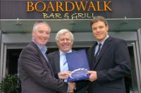 Niall McCarthy Receives Boardwalk Award for October