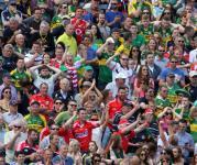 Cork v Kerry Munster Football Final Fitzgerald Stadium 05.07.2015