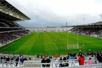 Pairc Ui Chaoimh on Official opening day