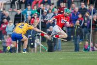 Cork v Clare SH Challenge Cloyne Official Openingc