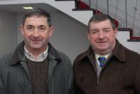 Denis & Jim Harrington at Munster Grants