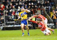 Cork v Clare Allianz Hurling League R1 - 2017