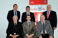 Coiste na nOg Officers at Rebel Og Launch April 5th