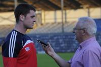 Cork Footballers v Tipperary Press Evening