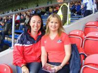 Tracey Kennedy & Aisling Cuddigan.