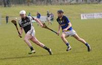 Harty Cup Final St Francis College v Thurles CBS 21.02.2015