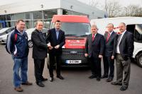 CAB Motors sponsor Cork Hurling Van