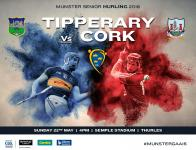 Cork v Tipperary MSHC 2016