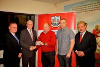 Munster Council Grants Presentation: Ballygarvan