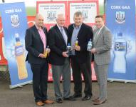 Cork GAA Partnership with Ballygowan & Energise Sport