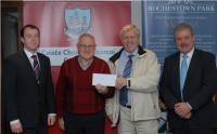 League Cheque Presentations - Eire Og, Div 4 Football Winners