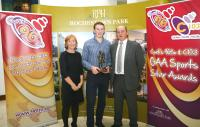 Damien Cahalane 96fm & C103 Award
