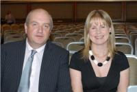 Diarmuid O Donovan & Tracey Kennedy at Draws