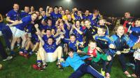 St Finbarrs v Dromtarriffee J'B'HC Final Dan Hoare Cup Winners Páirc Uí Rinn 01.11.2015