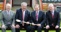 Taoiseach & Tanaiste Visit P. Ui Chaoimh