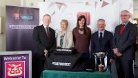 AIB Cork hosts Milford camogie county champions 2014