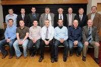 Football Referees who received presentations from Coiste Na nOg