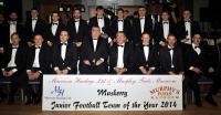 Muskerry Junior Football Team 2014