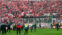 Cork team celebrate!
