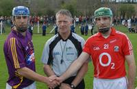 Cork V Wexford in Ballygarvan