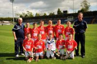 Cork v Limerick Primary Game