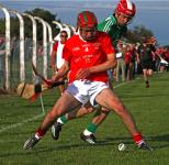 Castlemartyr v Aghabullogue IHC at Mayfield 13.06.2015