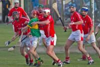 Action from W G Hill V Castlelyons