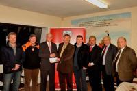 Munster Council Grants Presentation: St. Colum's