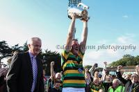 Trophy Presentation SHC County Final with Chairman Ger Lane and Graham Callinan Captain Glen Rovers