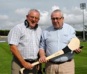 Finbarr Mc Carthy & John Horgan at Press Evening