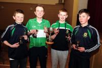 Scór 2015 Aghabullogue Quiz Team