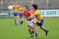 Munster JFC Cork v Clare 2013