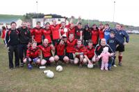 Ballingeary U21C F Champions