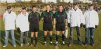 Cork Officials at McGrath Cup Final 2011