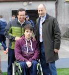 Friends of Jamie Wall Challenge Cork v Kilkenny 26.04.2015