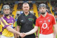 Allianz League Wexford v Cork