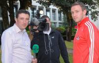 Cork v Mayo Press Night 2014