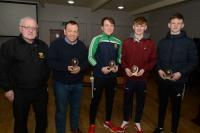 Co. Scor Table Quiz 2018 runners up - Aghabullogue