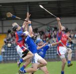 Action from Erins Own V Ballinhassig SHC
