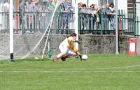Louth penalty save v Kildare