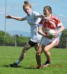 Kildare v Louth action