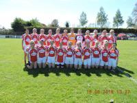 Louth senior team v Kildare