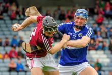 2014 LSHC Qtr Final - Laois v Galway - Stephen Maher