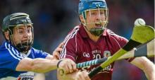 2014 LSHC Qtr Final - Laois v Galway - Dwane Palmer