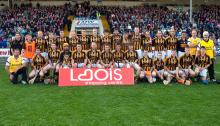 2013 Laois Shopping Centre Senior Hurling Champions - Camross