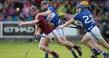 2014 LSHC Qtr Final - Laois v Galway - John Brophy